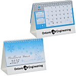 Controller Desk Calendar - French