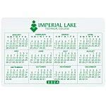 Removable Laptop Calendar - 2-3/4