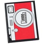 Iconic Notebook - Camera