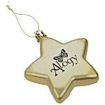 Flat Star Ornament