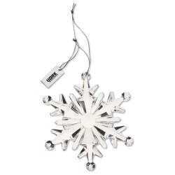 View a larger, more detailed picture of the Festival Collection Ornament - Snowflake - Closeout