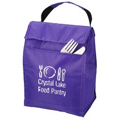 View a larger, more detailed picture of the Budget Lunch Bag