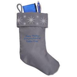 View a larger, more detailed picture of the Frost Star Stocking