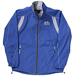 View a larger, more detailed picture of the North End Lightweight Colour Block Jacket - Men s