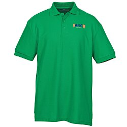 View a larger, more detailed picture of the Soft Touch Pique Shirt - Men s