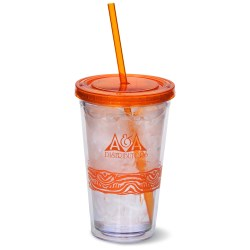View a larger, more detailed picture of the Catty Colour Scheme Spirit Tumbler - 16 oz