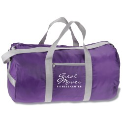View a larger, more detailed picture of the Bullet Duffel Bag - Closeout