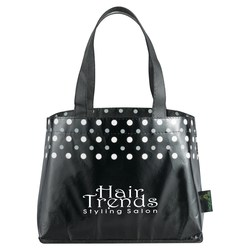 View a larger, more detailed picture of the Mini Dot Tote - Closeout